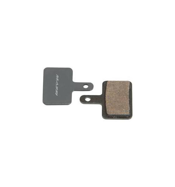 Patin de freno completo compatible XTR y XT