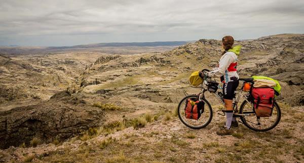 419a96a26 Viajar en Bicicleta: ¿Qué portabultos y alforjas elijo? - Afilador ...