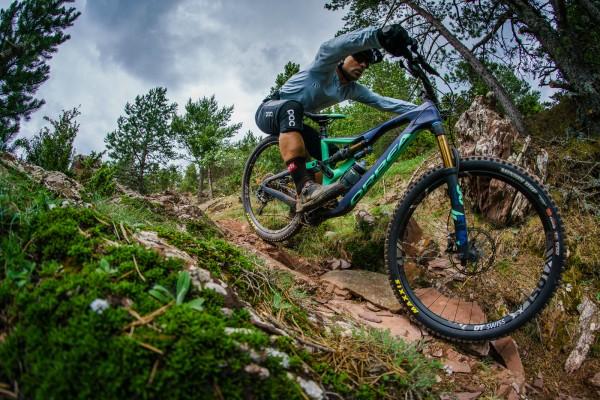 bicicleta orbea rallon m10 2018
