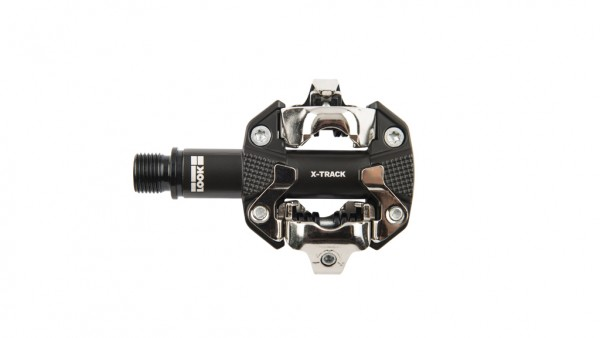 pedales look x-track negro